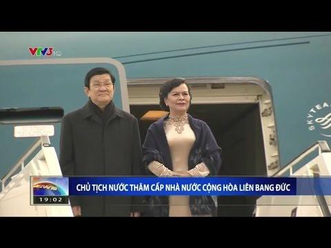 VIDEO: Vijetnamski predsjednik započeo službeni posjet Njemačkoj