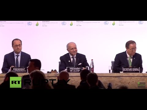 VIDEO: Pogledajmo kako protiče Paris Climate Conference 2015