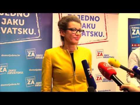 VIDEO: IZBORI 2015. HDZ-ova koalicija prikupila gotovo 2,5 milijuna kuna donacija