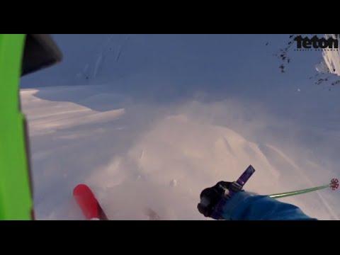VIDEO: Ovaj skijaš imao je veliku sreću