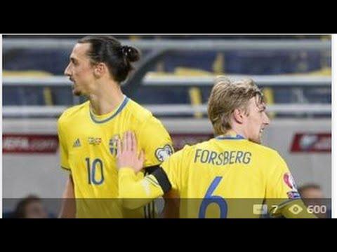 VIDEO: IBRAHIMOVIĆ NAPOKON ZABIO DANCIMA Švedska bolja u prvoj utakmici dodatnih kvalifikacija