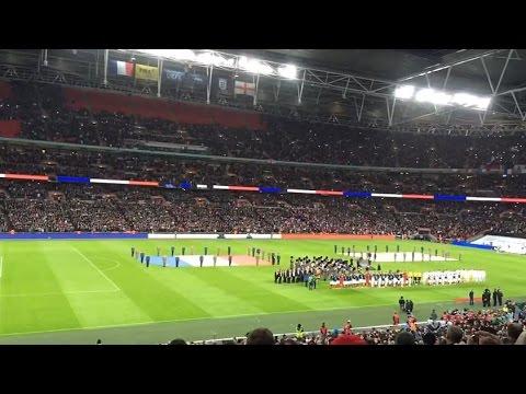 WEMBLEY Engleska bolja od Francuske, ali nogomet je bio u drugom planu
