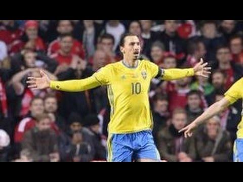 VIDEO: Švedska i Ukrajina izborile EURO 2016