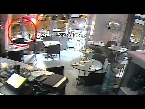 VIDEO: Objavljene stravične snimke nadzornih kamera iz pariškog kafića