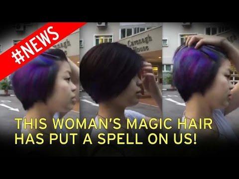 VIDEO: MAGIJA SE SKRIVA ISPOD POVRŠINE Pogledajte neobičnu frizuru Jaye