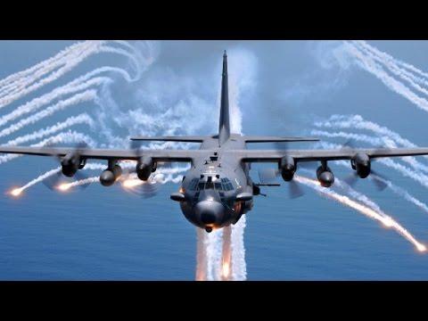 VIDEO: Novi američki vojni zrakoplov AC-130J Ghostrider
