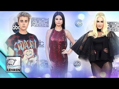 VIDEO: Zvijezde na red carpetu dodijele glazbenih nagrada American Music Awards 2015