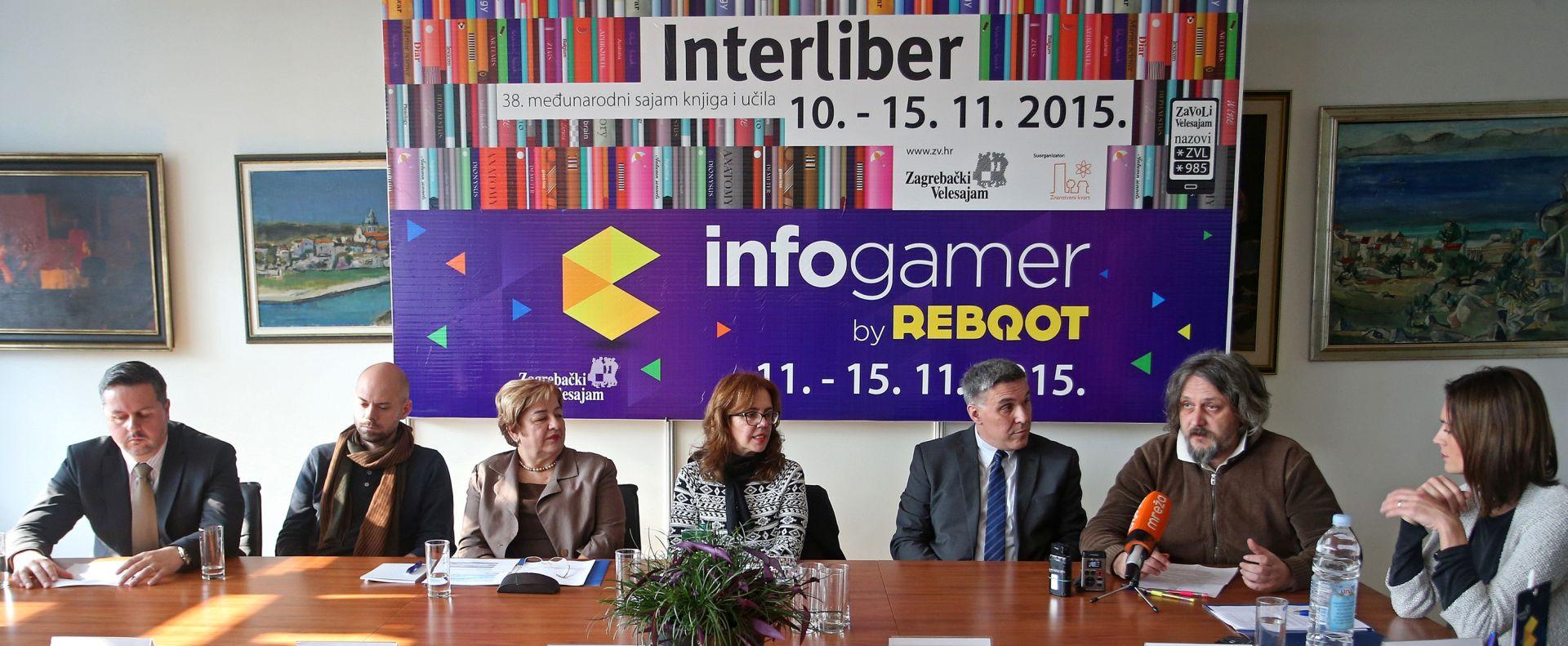 INTERLIBER: Još jedna bogata zagrebačka književna jesen