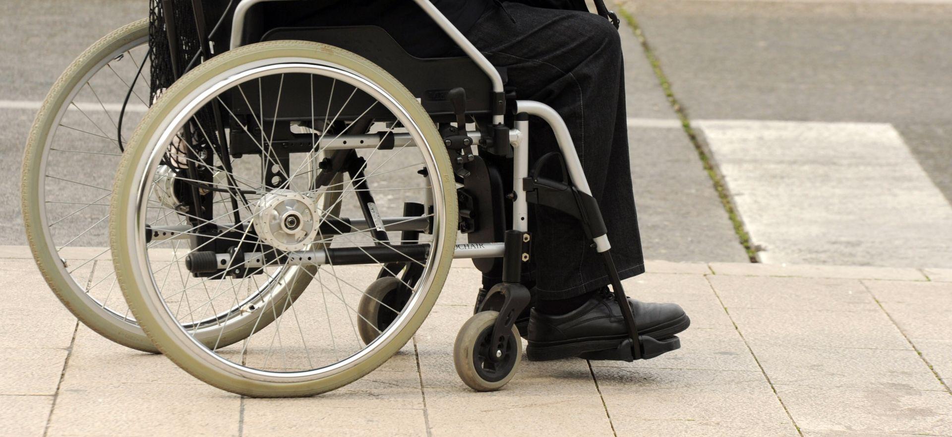 BJEŽAO PREMA BJELOVARU: Invalid u kolicima opljačkao banku u Zagrebu, pobjegao s 50.000
