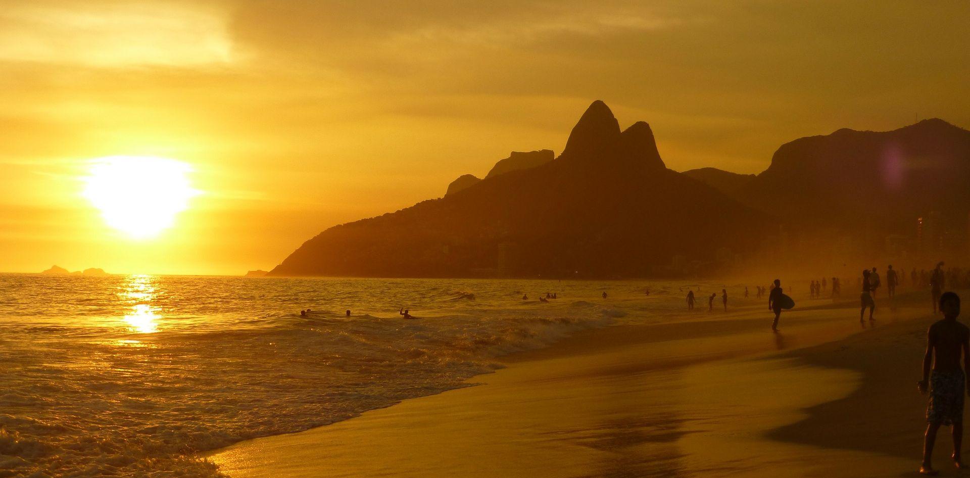 UBOJSTVO U RIO DE JANEIRU Desetorica nasmrt pretukla 33-godišnjaka, uključili se i prolaznici