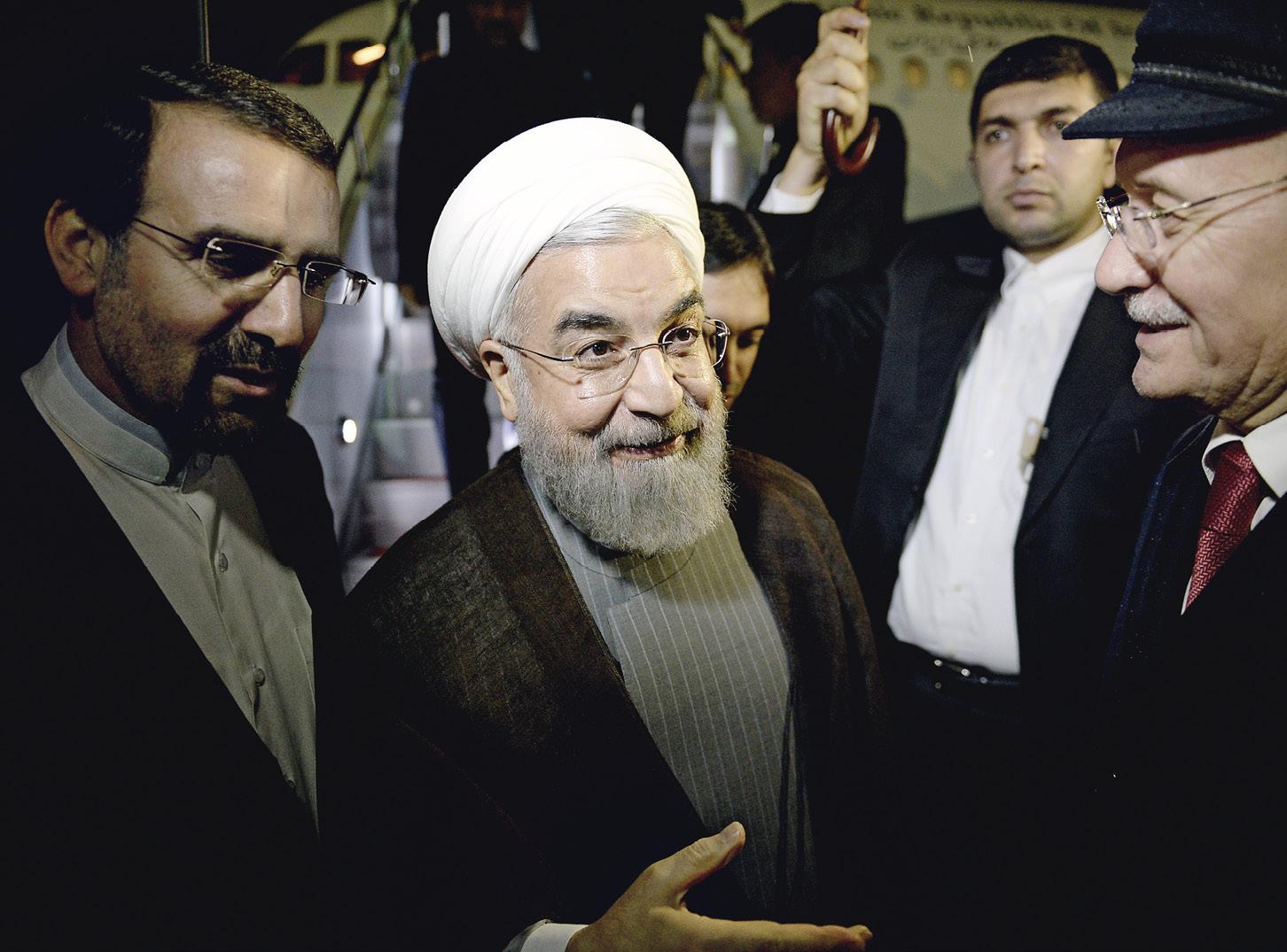 """SVJETSKI DUŽNOSNICI POZDRAVLJAJU SPORAZUM Rohani: Iran je """"otvorio novo poglavlje"""" svojih veza sa svijetom"""