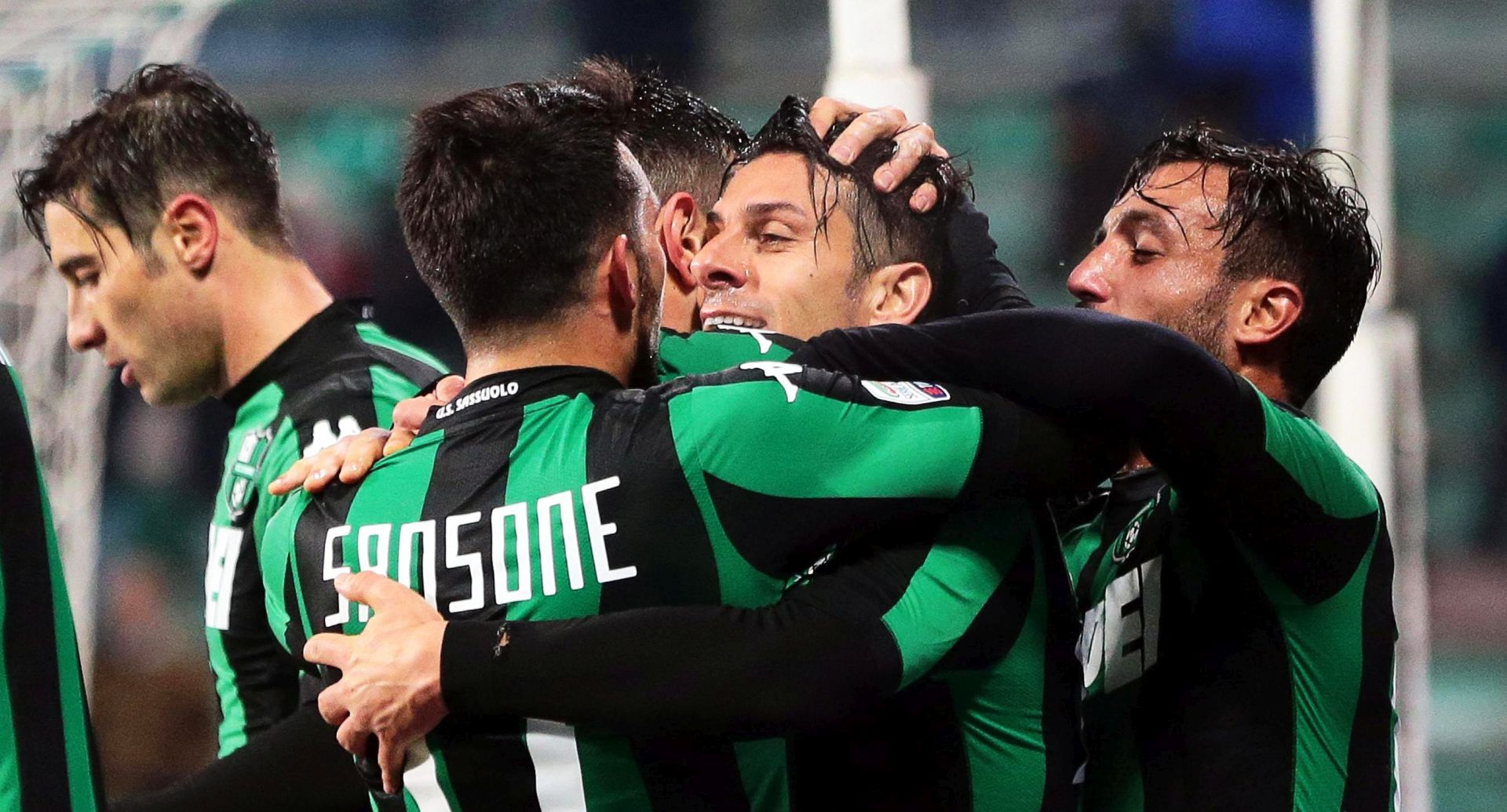Sassuolo – Fiorentina 1-1, asist Vrsaljka