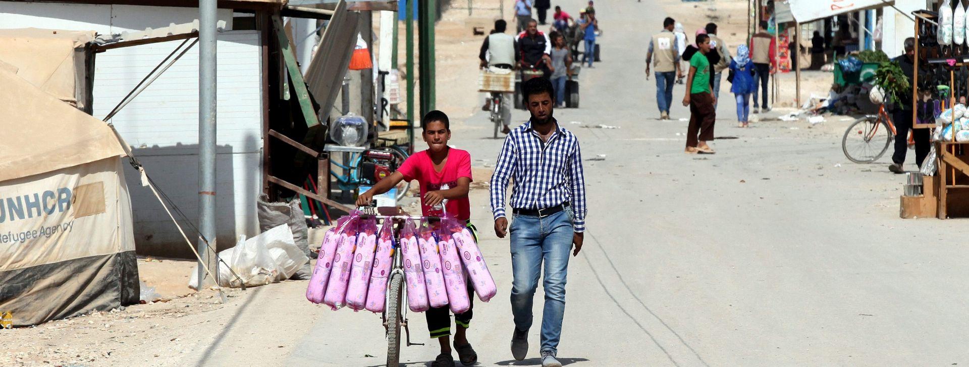 POKUŠAJ ZAUSTAVLJANJA VALA: EU pojačava pomoć sirijskim izbjeglicama u Jordanu