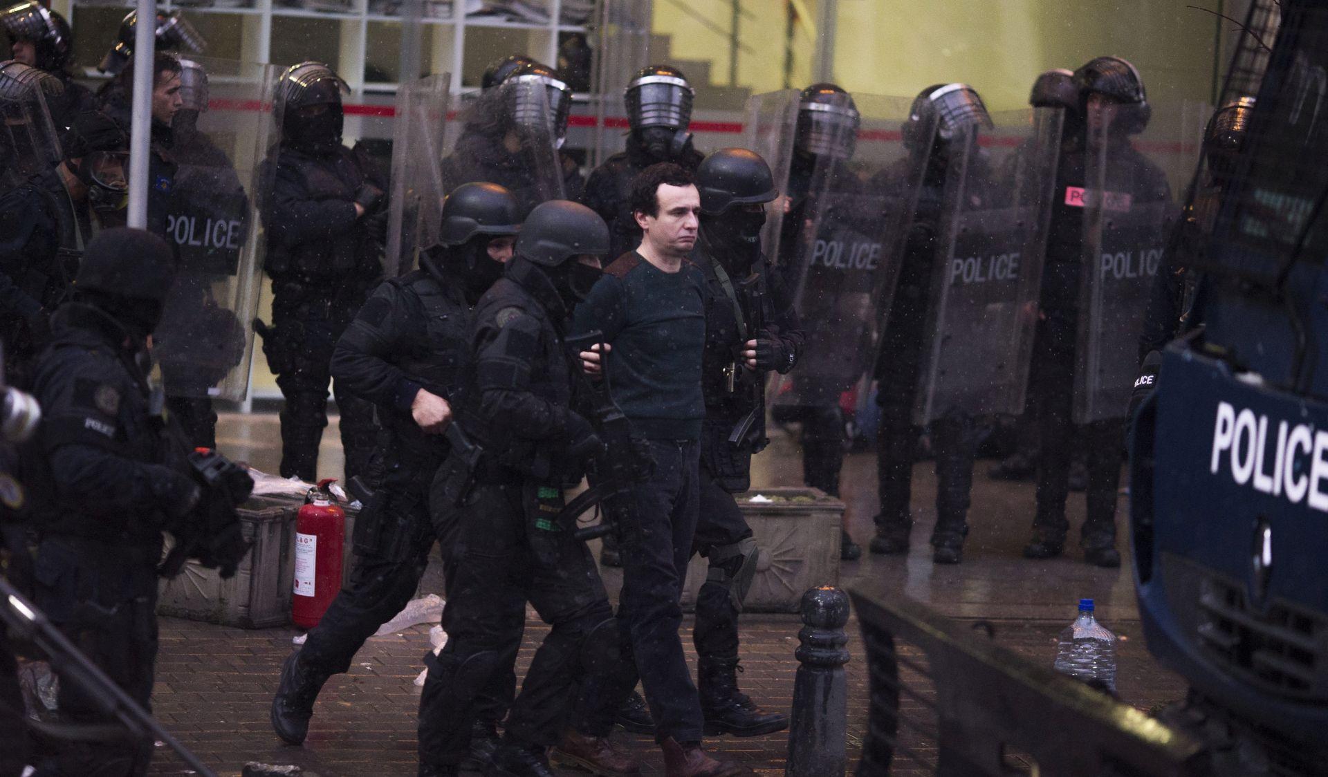 U Albaniji i Kosovu uhićeno 11 osumnjičenih za terorizam