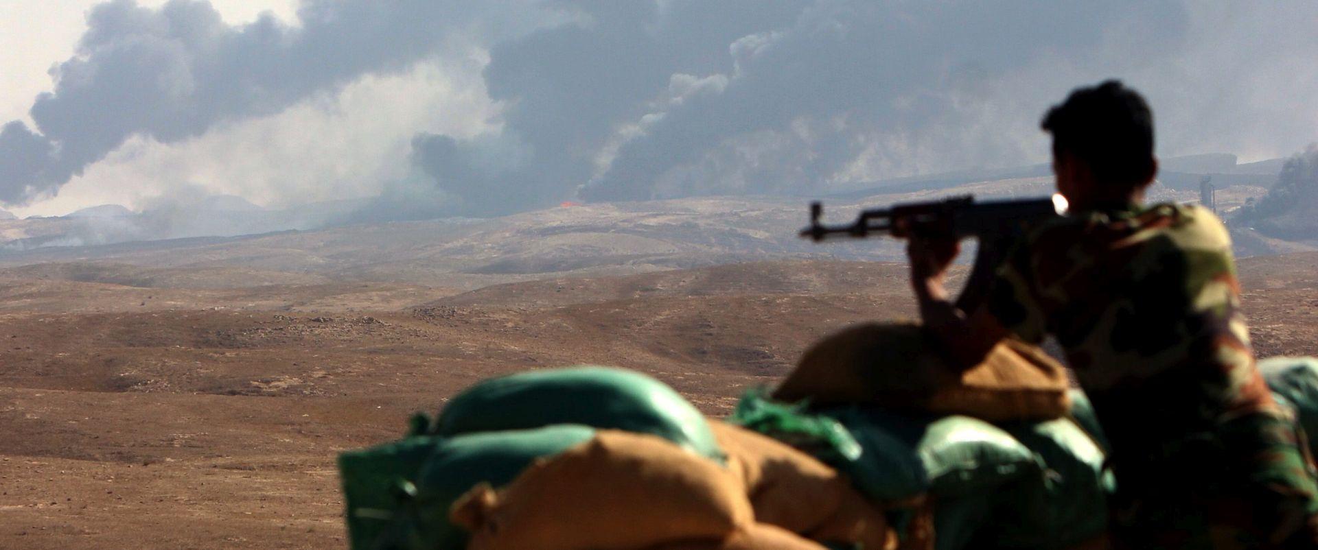 STRATEŠKA TOČKA: Irački Kurdi u ofenzivi za povrat Sindžara od IS-a
