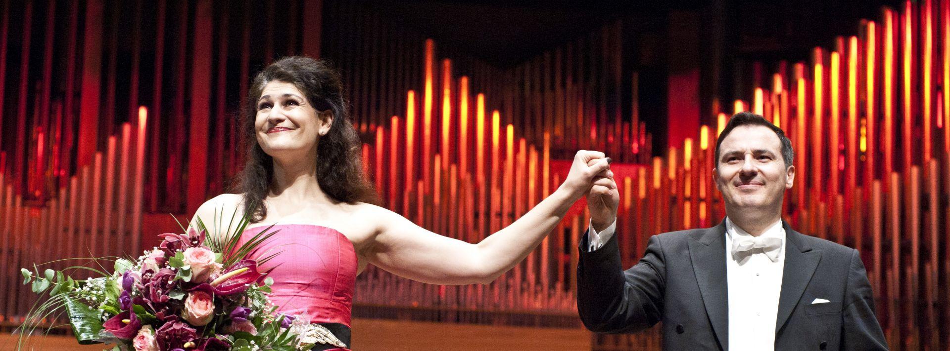 Najbolja sopranistica stoljeća Anja Harteros oduševila Zagreb u prepunom Lisinskom
