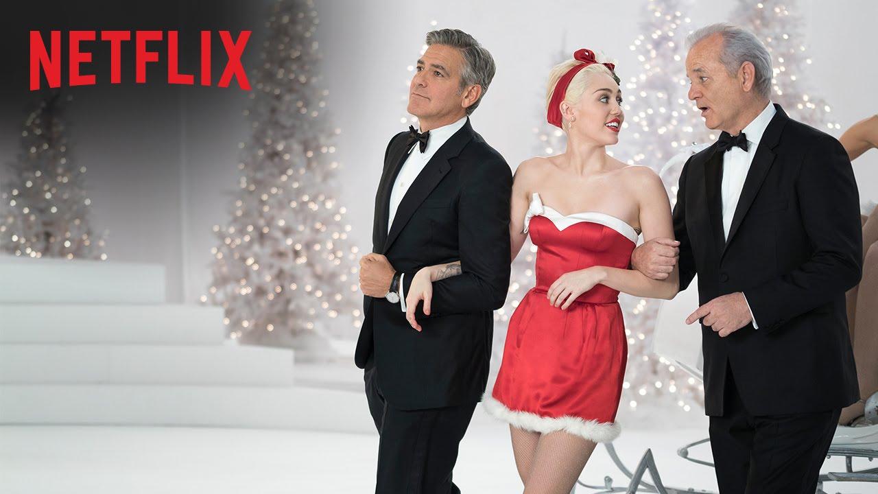 VIDEO: A VERY MURRAY CHRISTMAS Bill Murray domaćin božićnog specijala na Netflixu