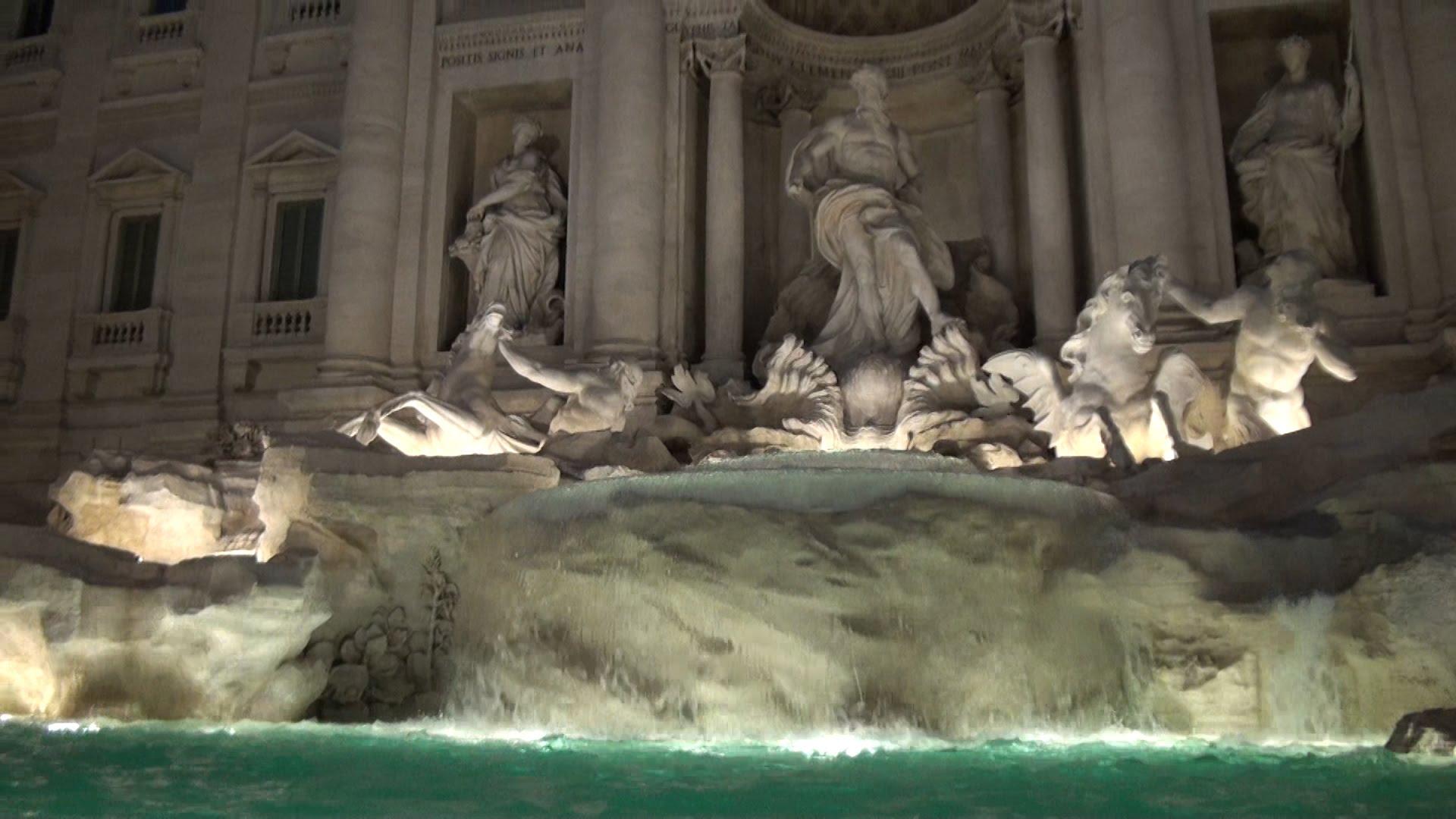VIDEO: Fontana di Trevi otvorena za turiste nakon 16 mjeseci obnove