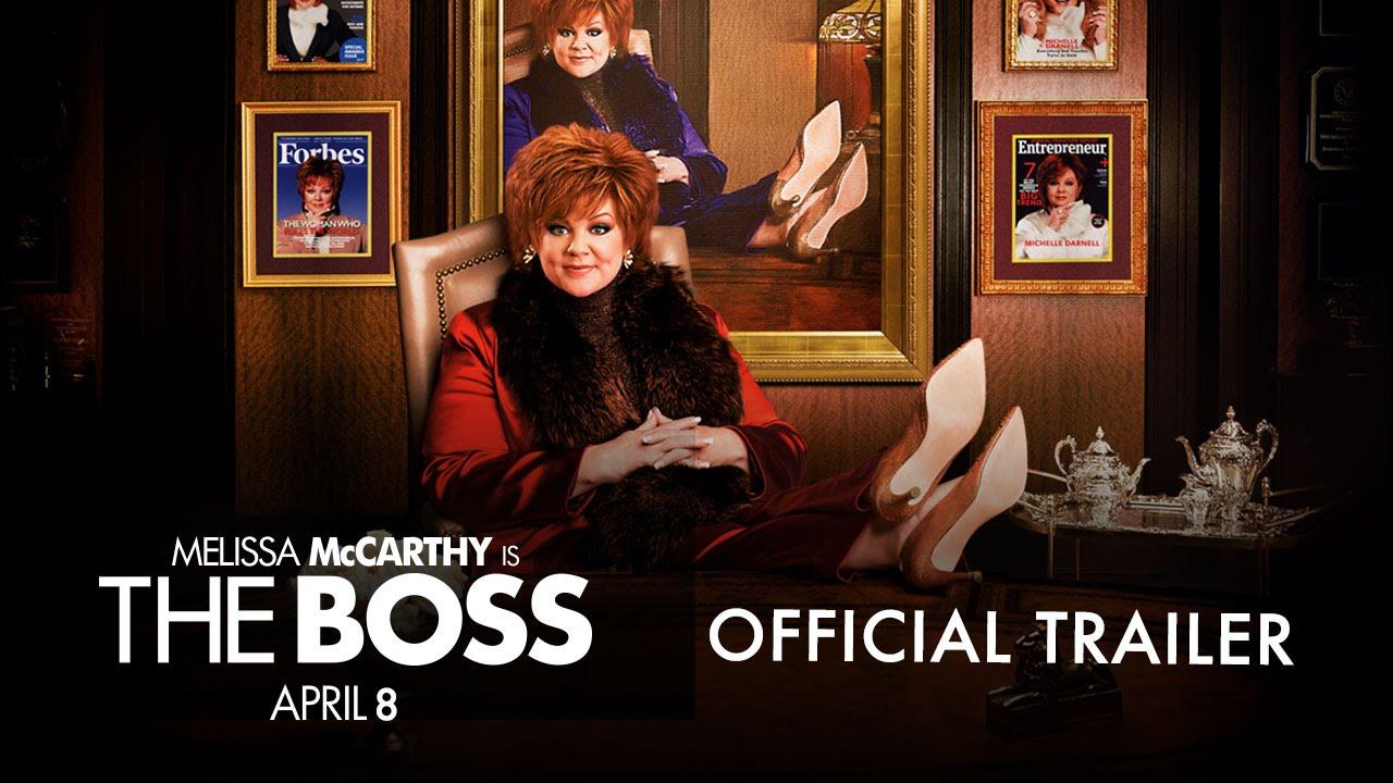 VIDEO: 'THE BOSS' Melissa McCarthy najbogatija je žena Amerike i najgora šefica na svijetu