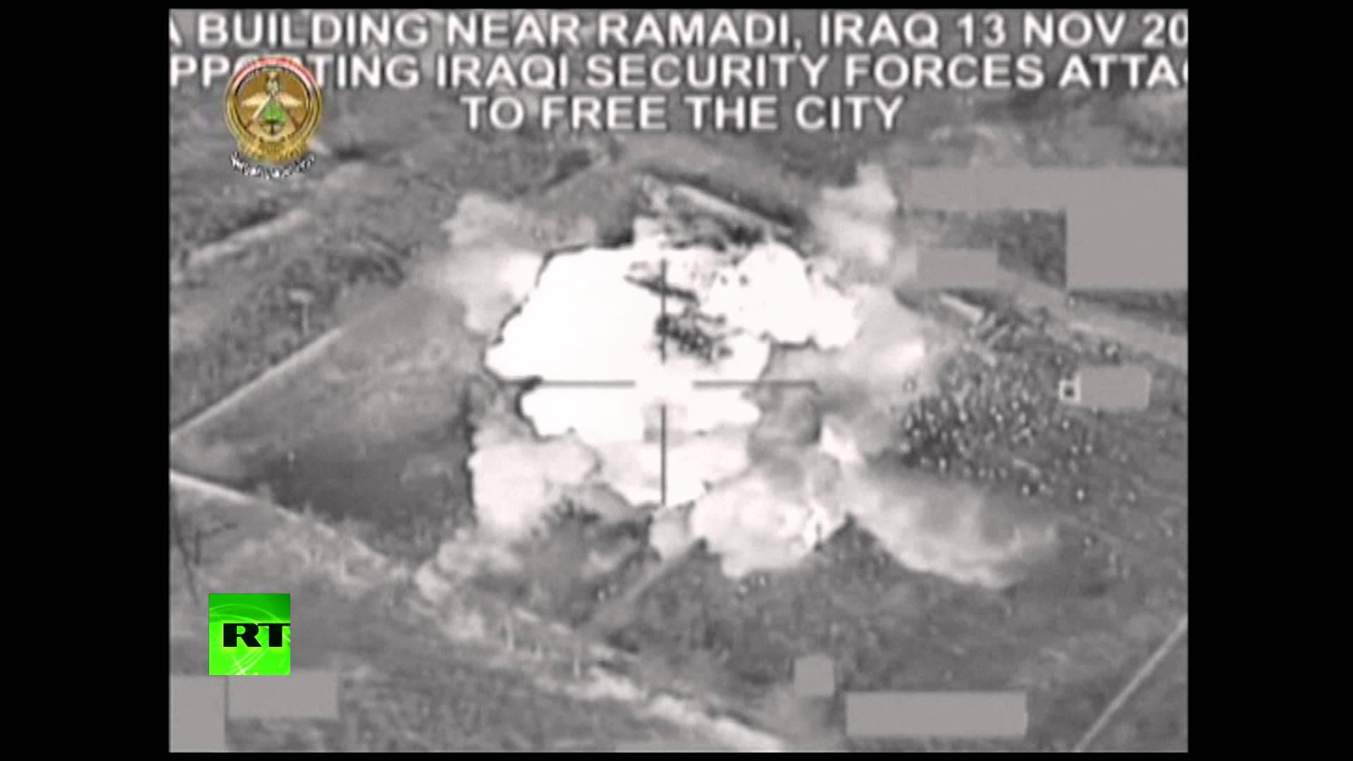 VIDEO: Iračko ministarstvo obrane objavilo snimku napada savezničkih snaga