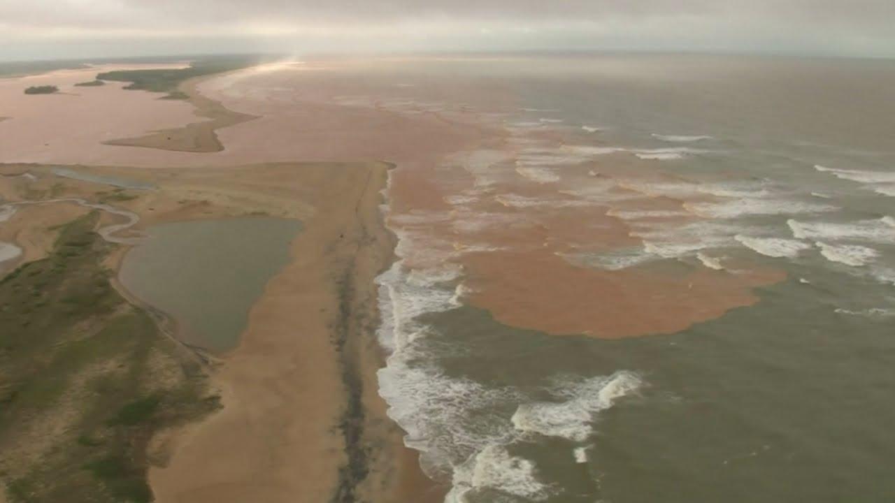 VIDEO: Zagađena voda iz rijeke Rio Doce došla do Atlantskog oceana