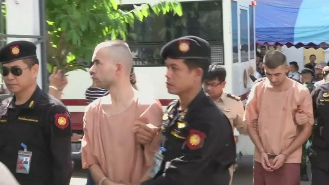VIDEO: Tajlandski sud optužio dvojicu muškaraca za bombaški napad u Bangkoku