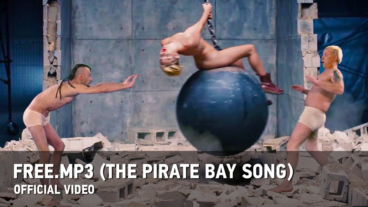 VIDEO: FREE.MP3 (THE PIRATE BAY SONG) Pogledajte odličan novi spot Dubioze kolektiv