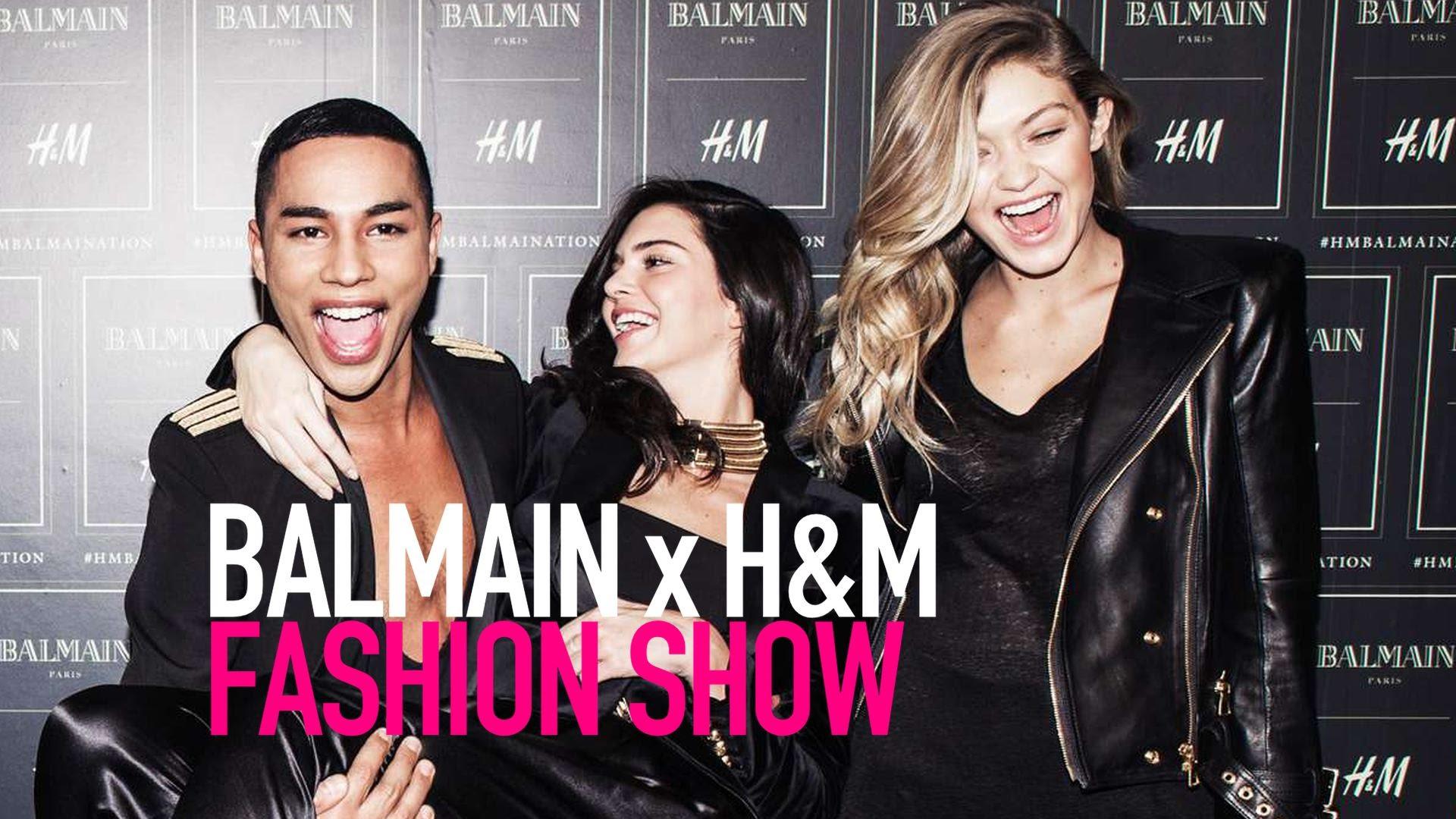 SVI SU LUDI ZA BALMAINOM Navala i na eBayju – krpice iz H&M-a prodaju se i do 10 tisuća dolara