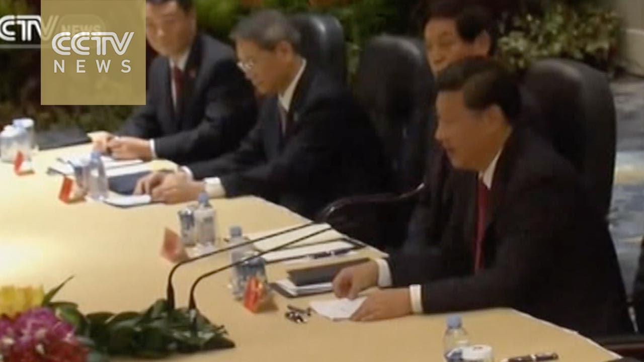 VIDEO: Xi Jinping i Ma Ying-jeou dali zajedničku izjavu nakon sastanka