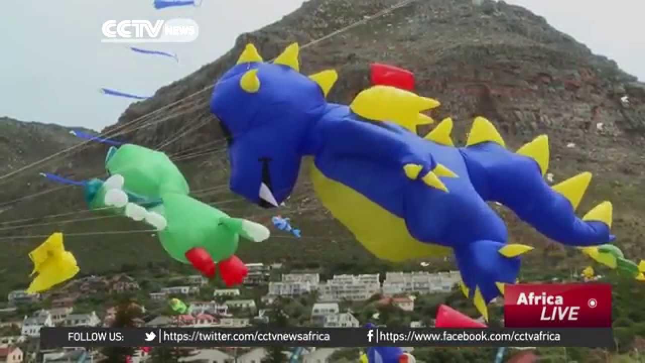VIDEO: Održan Festival zmajeva u gradu Cape Townu
