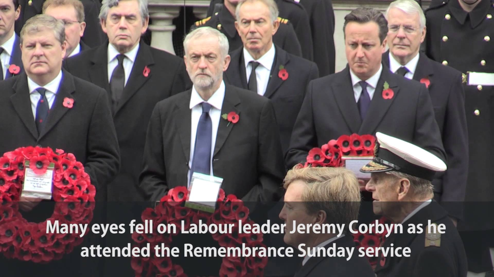 VIDEO: Velika Britanija se sjetila poginulih na blagdan Remembrance Sunday