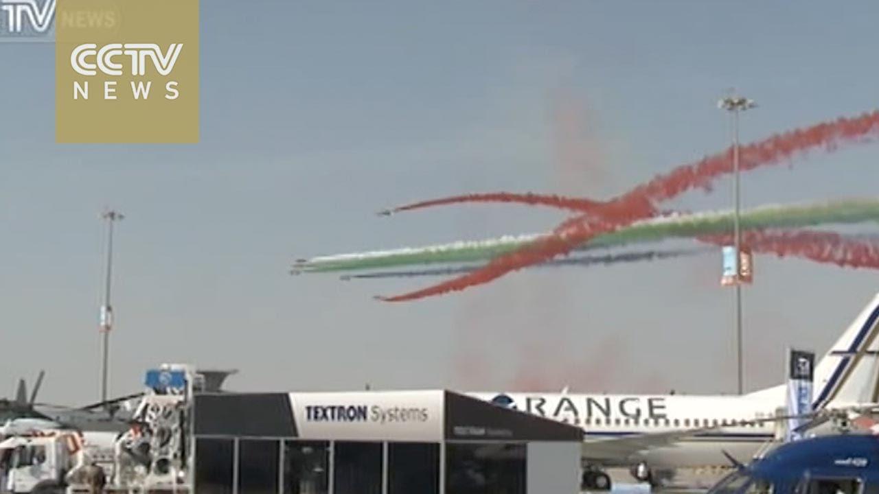 VIDEO: Posjetimo Dubai Airshow 2015