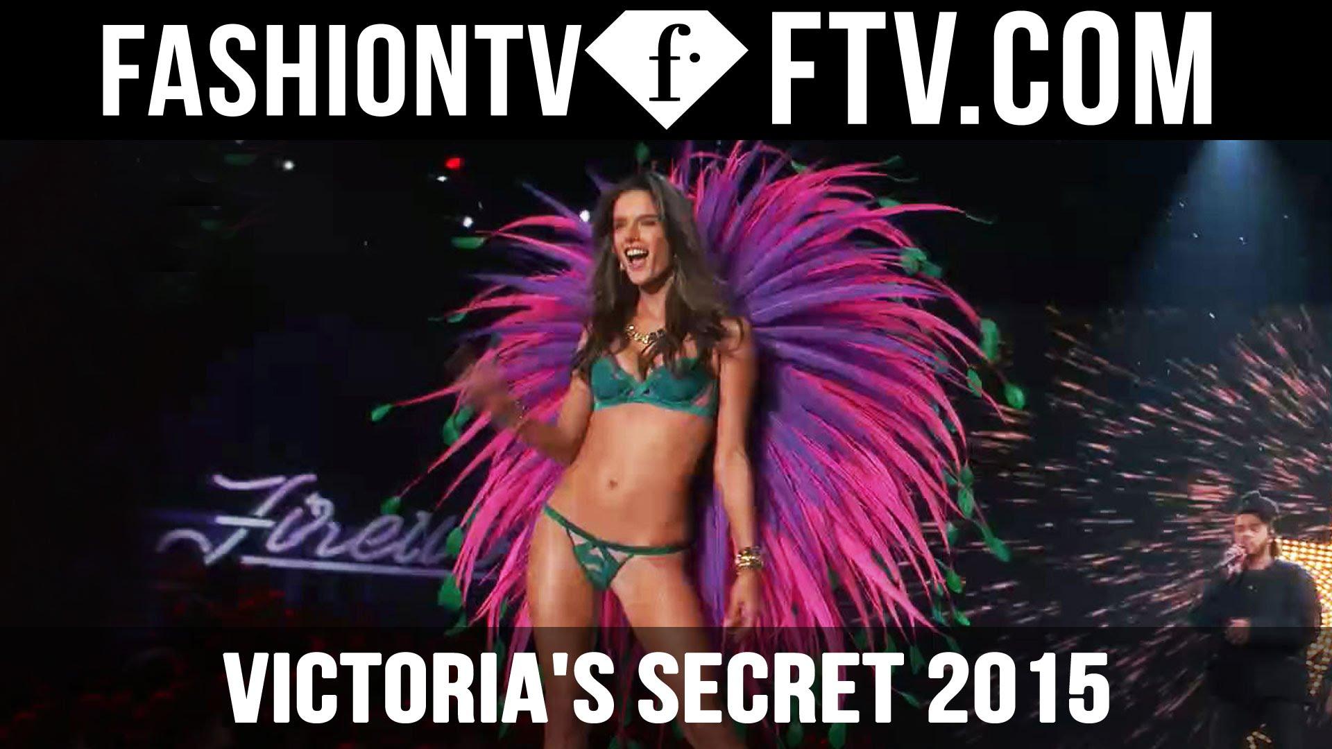 VIDEO: GLAMUR, LJEPOTICE I ŠLJOKICE Održana 20. revija Victoria's Secreta