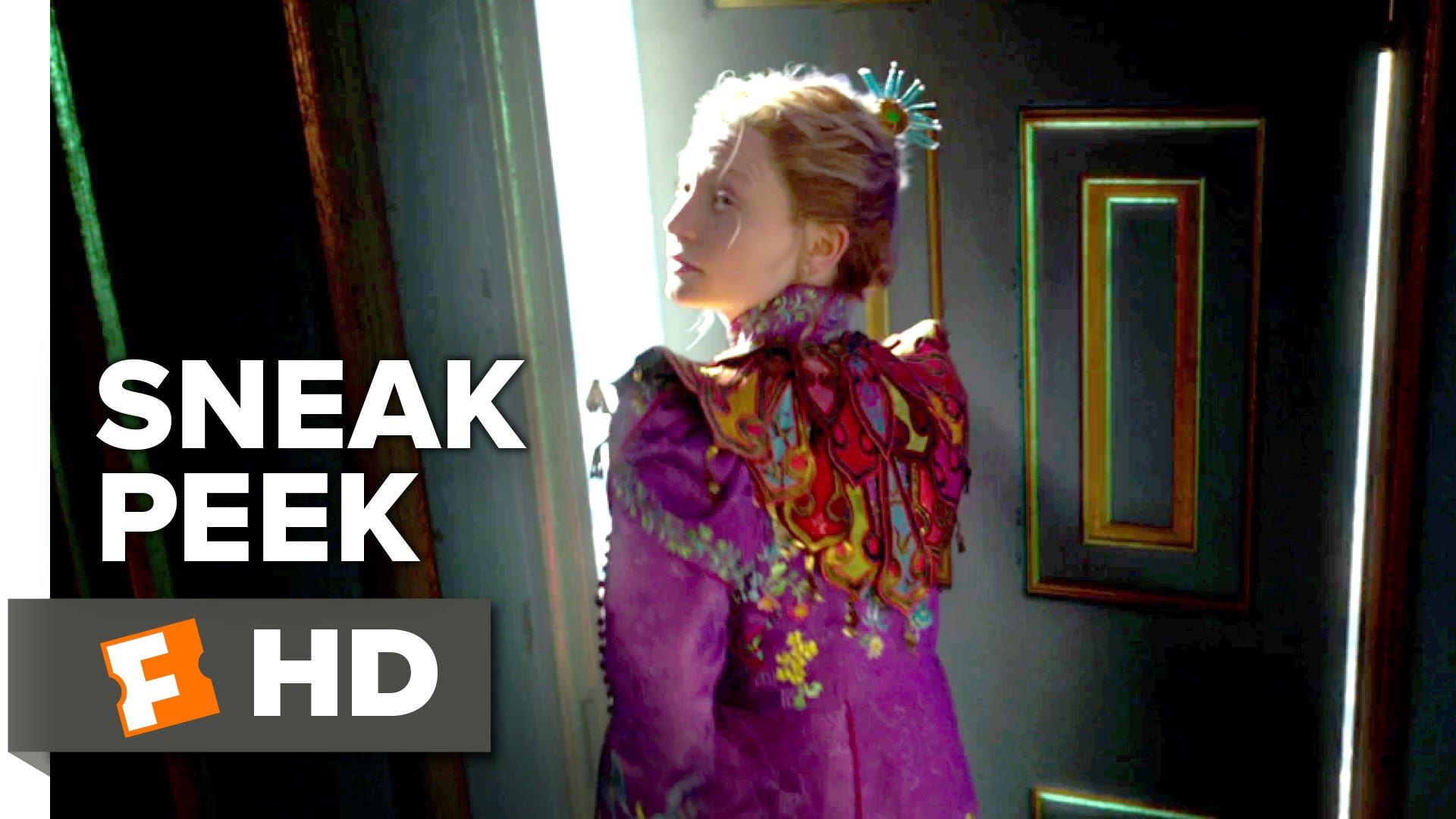 VIDEO: THROUGH THE LOOKING GLASS Disney objavio teaser za nastavak Alise u zemlji čudesa Tima Burtona