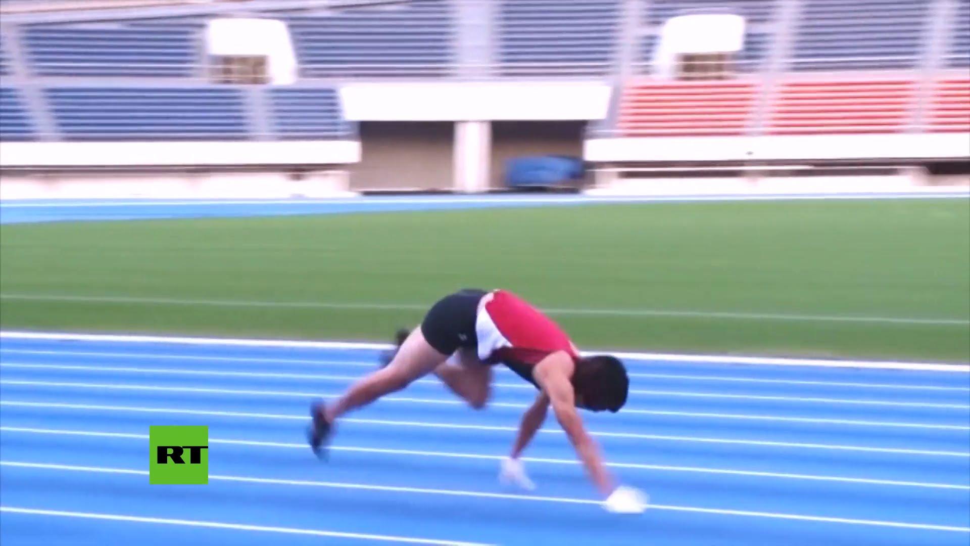 VIDEO: Japanac oborio svjetski rekord trčeći 'na sve četiri'