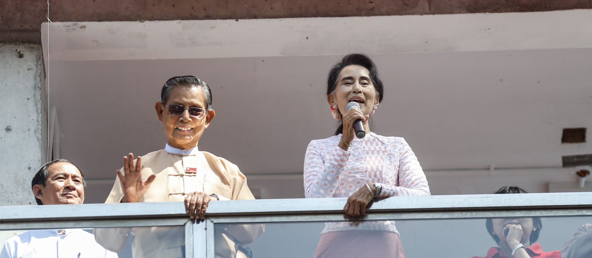 PRVI IZBORI U MIANMARU: Stranka Suu Kyi očekuje premoćnu izbornu pobjedu