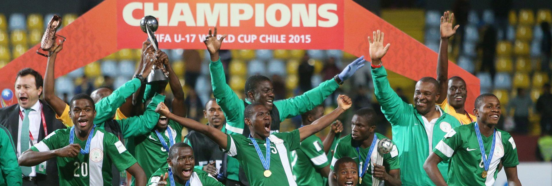 U17: Nigerija prvak svijeta