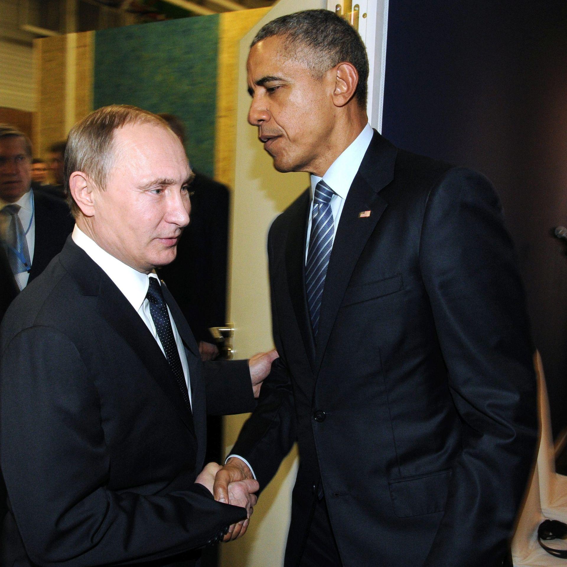 """""""IZA ZATVORENIH VRATA"""": Putin i Obama razgovarali o sukobima u Siriji i Ukrajini"""