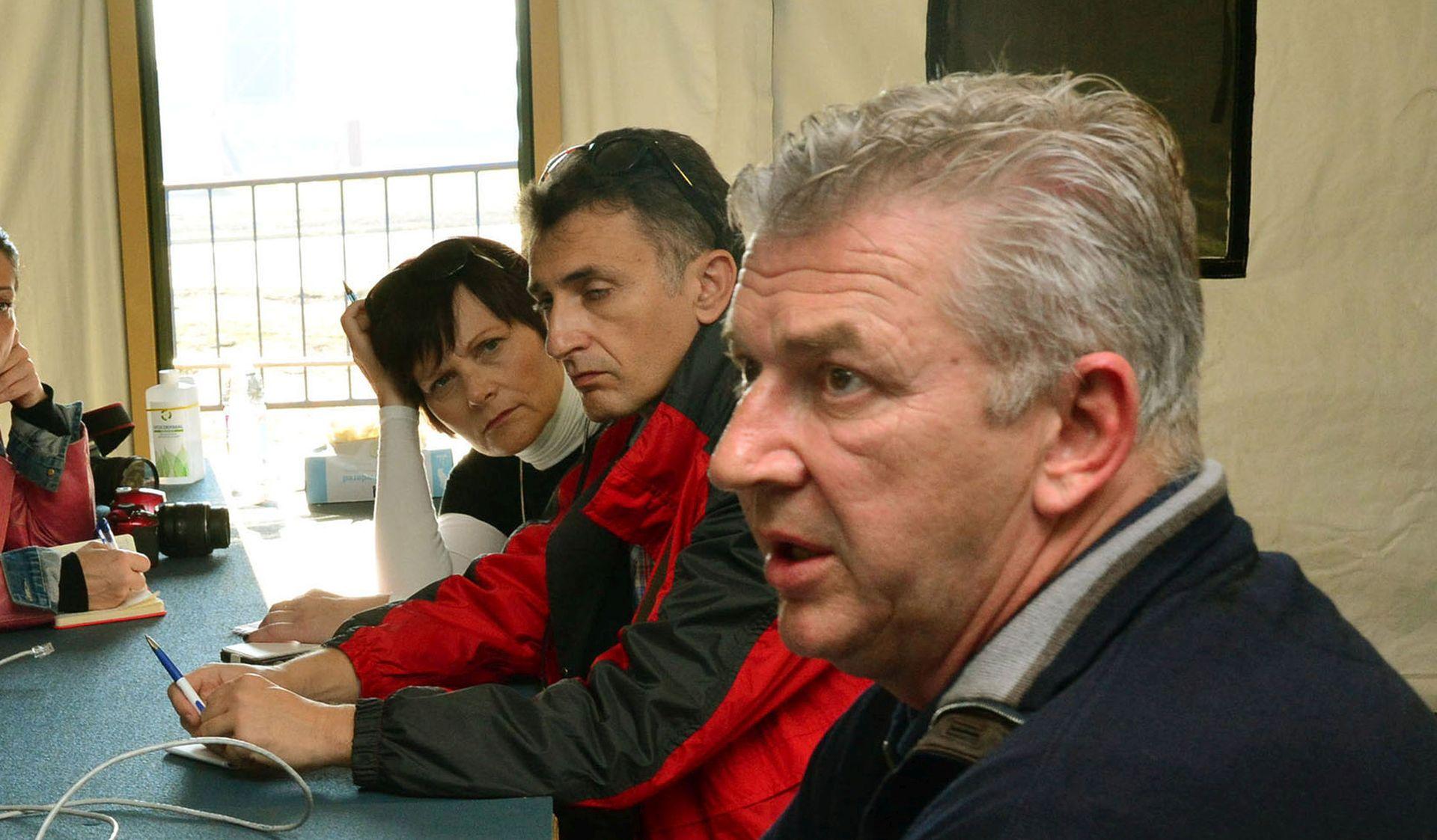 Ostojić: problem sa žicom na granici sa Slovenijom riješit ćemo s lovcima
