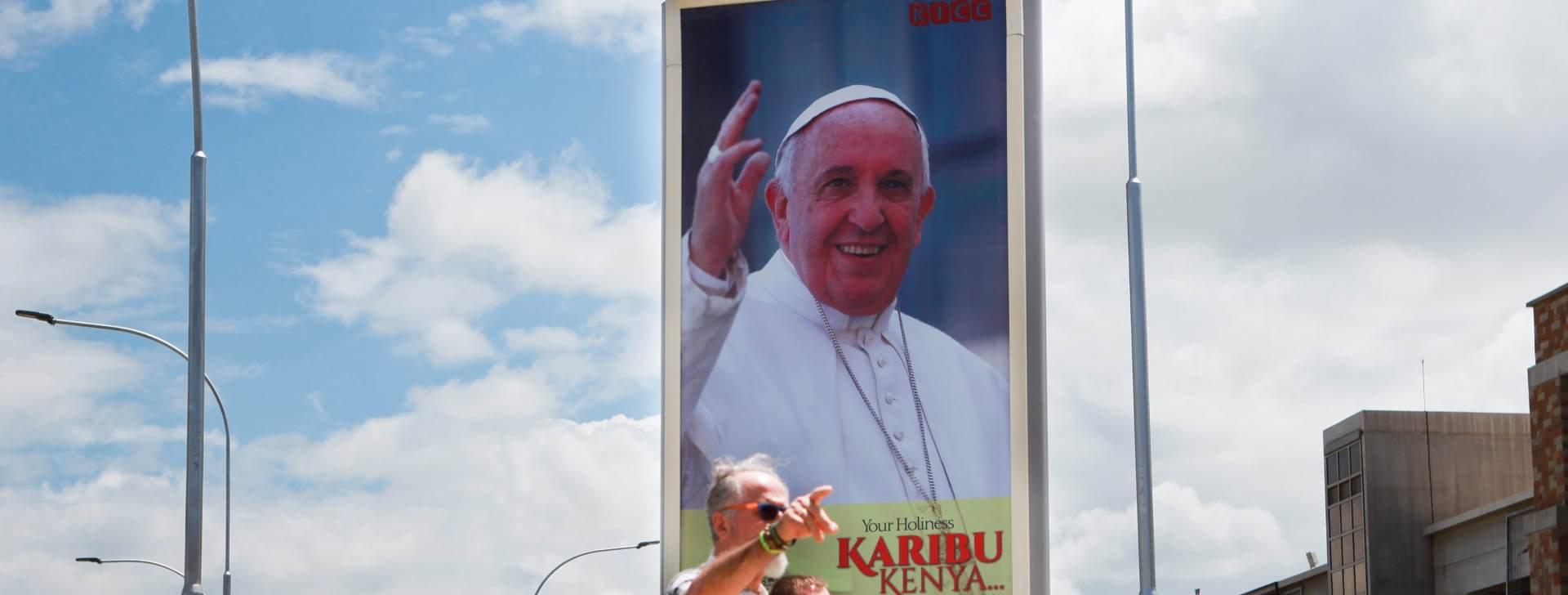 PORUKE MIRA I DIJALOGA: Papa Franjo otputovao na afričku turneju