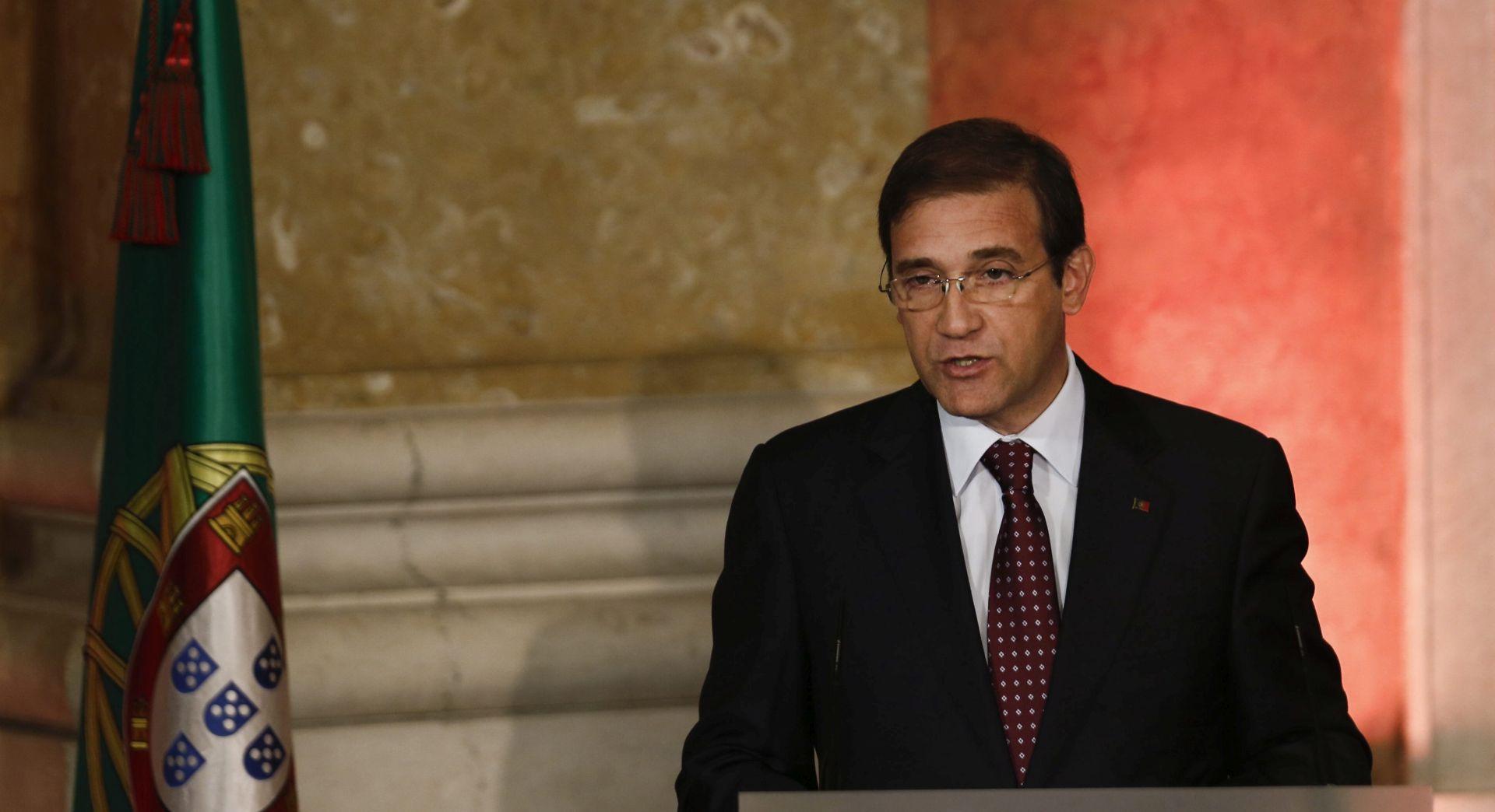 IZGLASANO NEPOVJERENJE: Ljevica srušila portugalsku vladu desnog centra