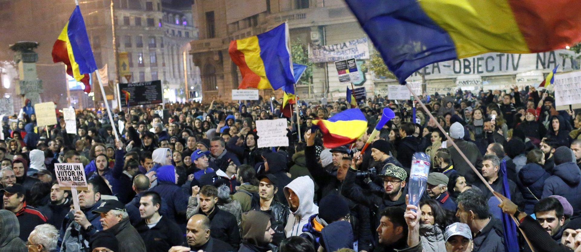 RUMUNJSKA TRAGEDIJA: Novi prosvjed i mimohod za žrtve požara u noćnom klubu