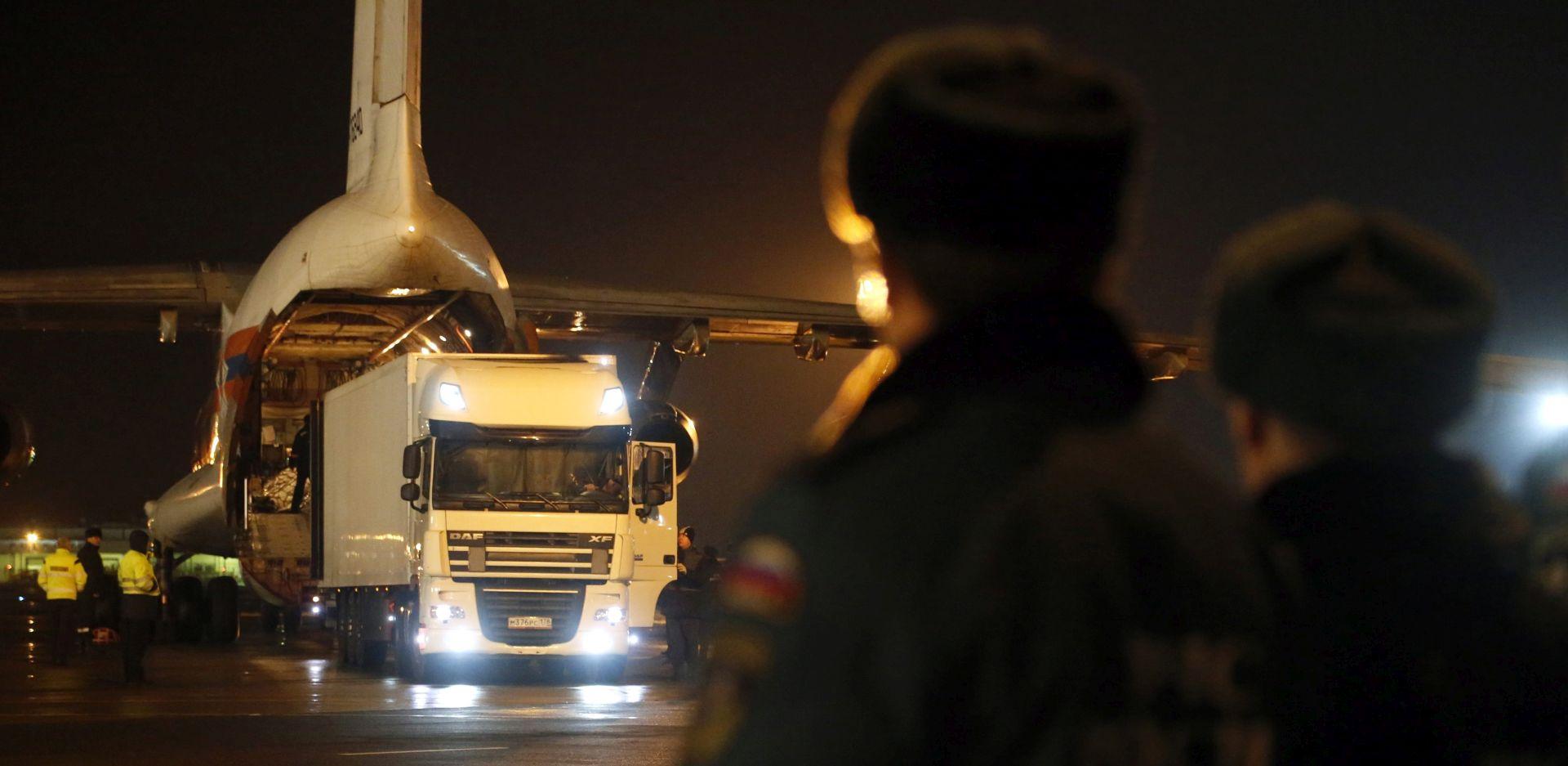 NOVI DOKAZI: Svi letovi iz Sharm el-Sheikha odgođeni zbog straha od bombaških napada