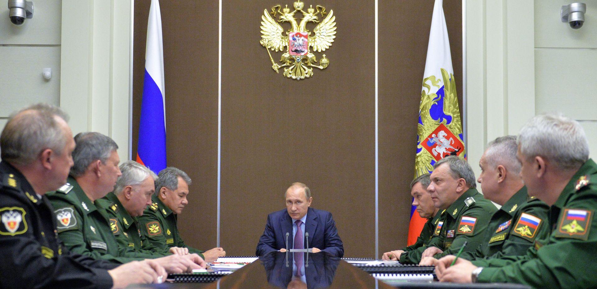 PUT DO POMIRENJA: Rusija predlaže reformski proces za Siriju od 18 mjeseci