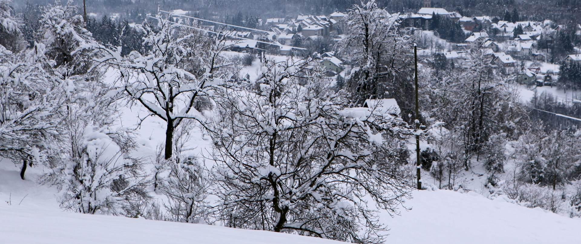 PRIPREMITE SE Sutra nas čeka osjetno zahladnjenje, moguć snijeg i susnježica