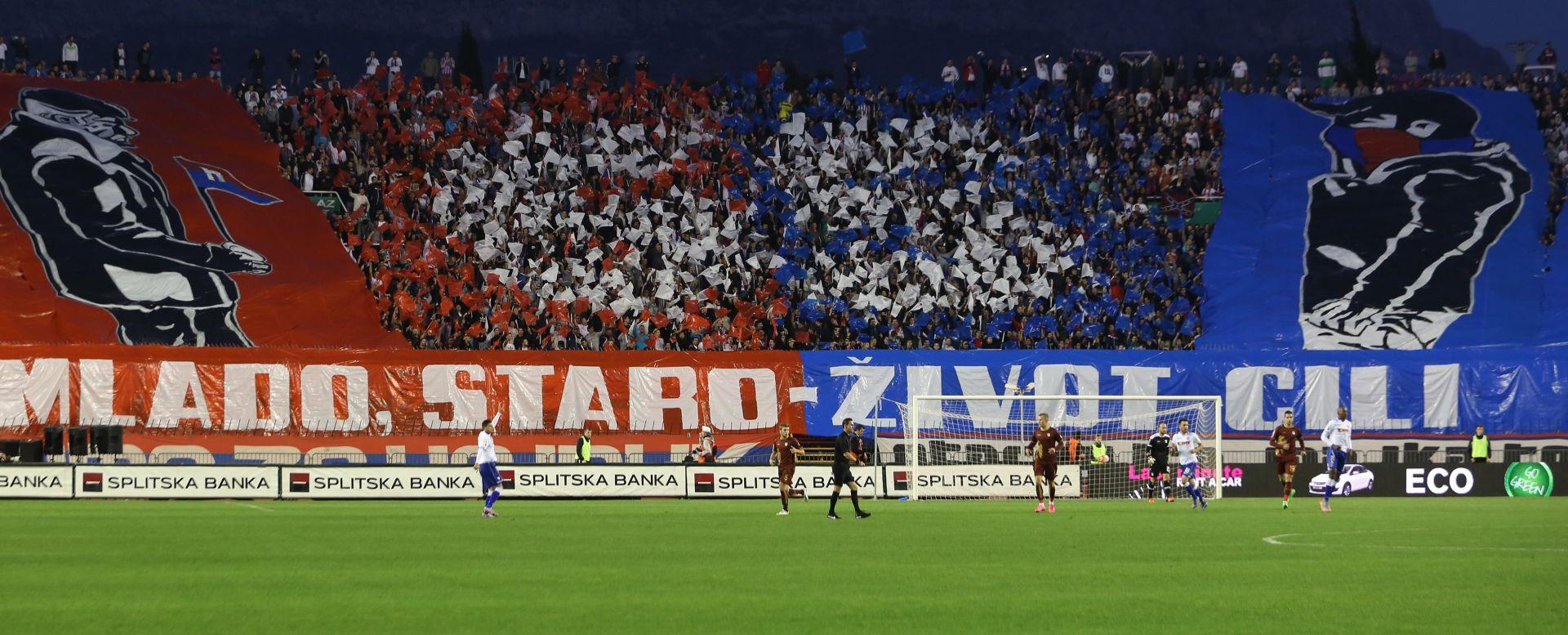 PRED PREPUNIM POLJUDOM: Rijeka pomela Hajduk (0:3) u borbi za vodstvo