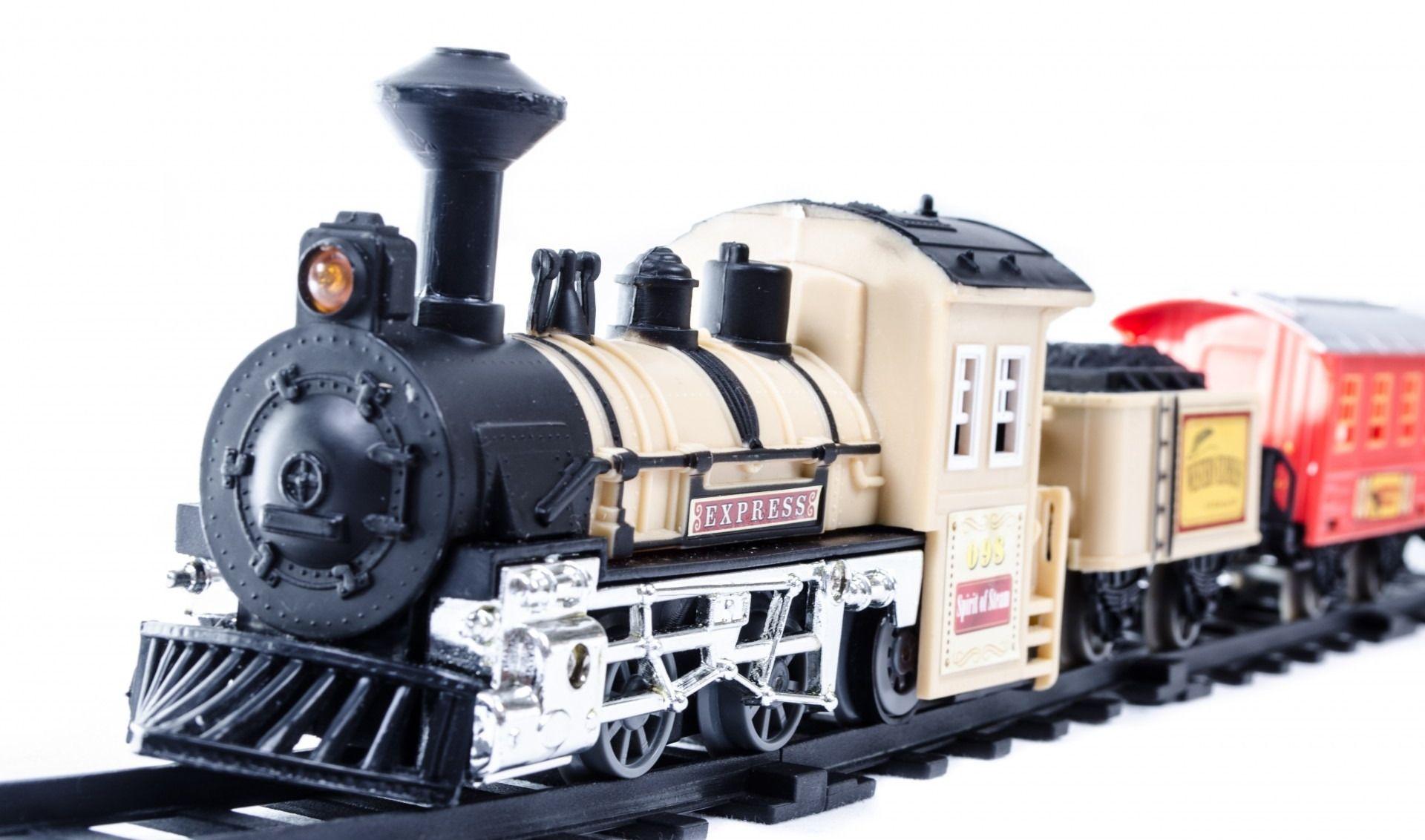 KUPLJENI NOVCEM OD MITA Talijanska policija zaplijenila preko 200 igrački vlakova