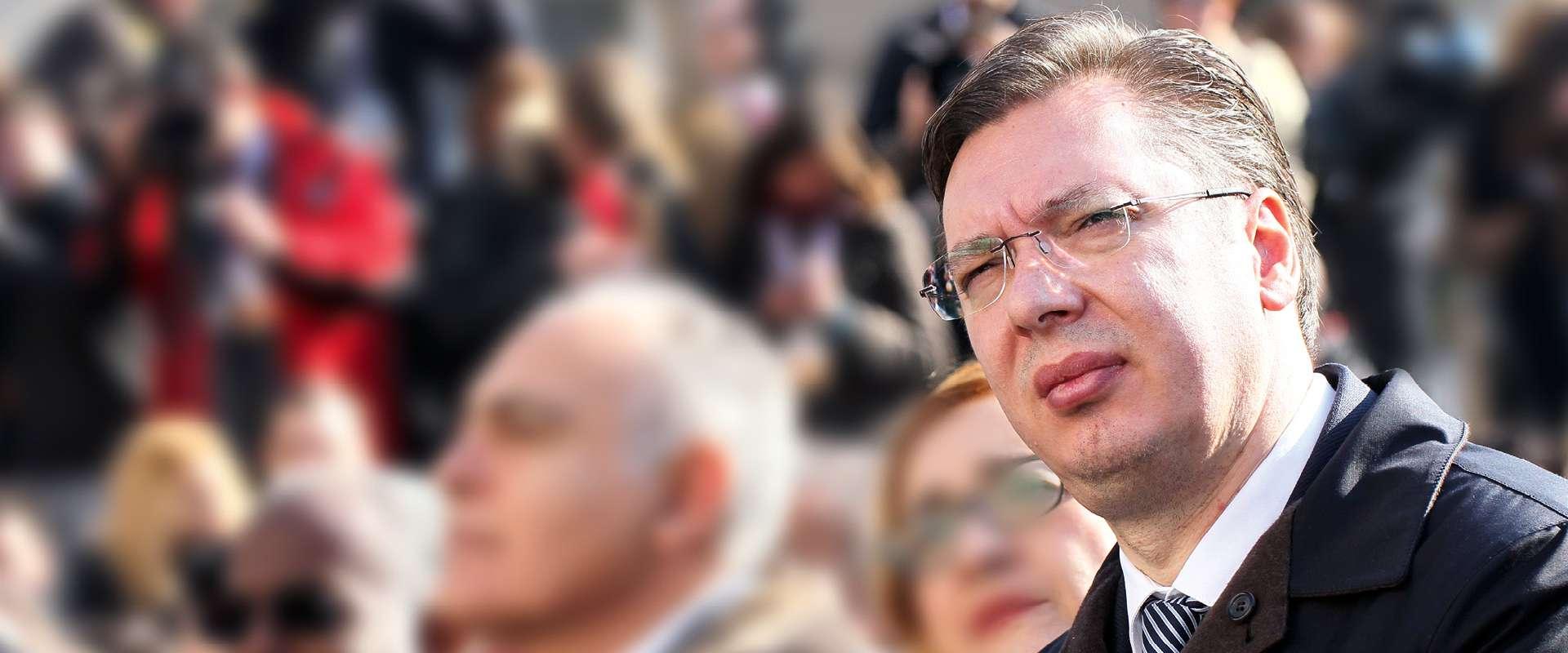 INTERVJU: Slaviša Lekić: 'Vučić je opasniji od Miloševića iako još ne ubija'