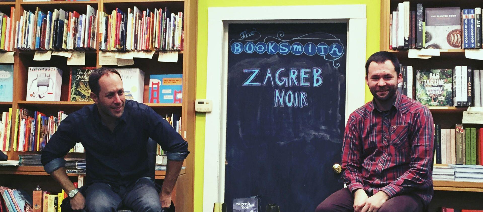 """U SAD-u predstavljanje 'noir' antologije kratkih priča """"Zagreb noir"""""""