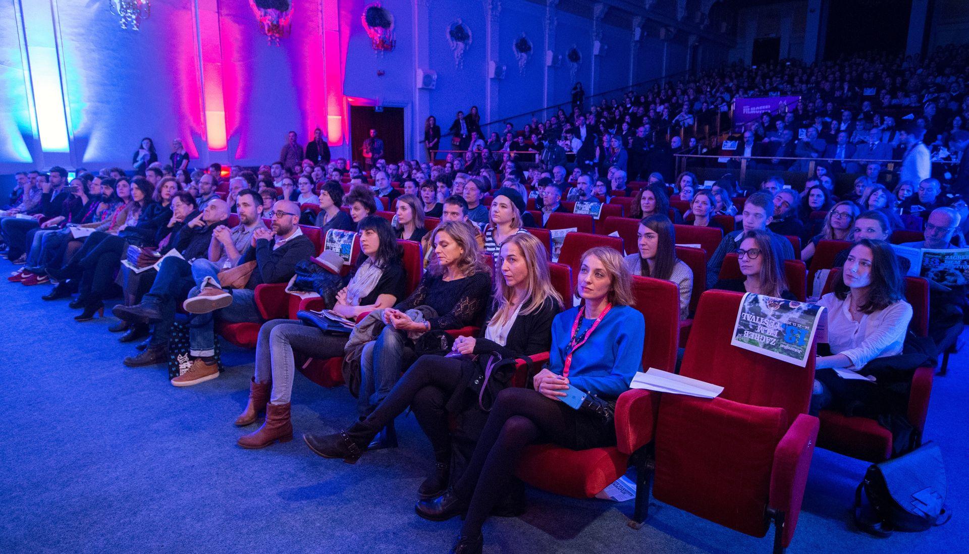 ZFF – Rekordan broj domaćih filmskih naslova u glavnom programu